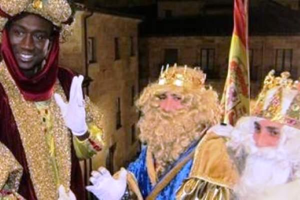 Три короля - Мельчор, Гаспар и Бальтасар