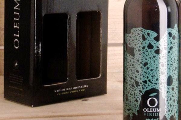 Оливковое масло с водорослями