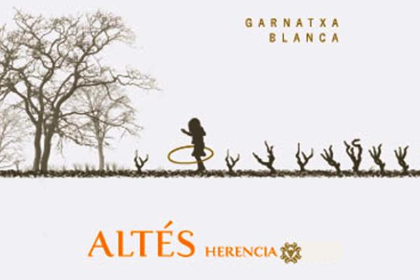Herencia Altes Garnatxa Blanca 2012