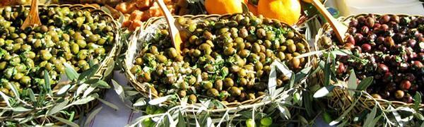 Оливки из Испании