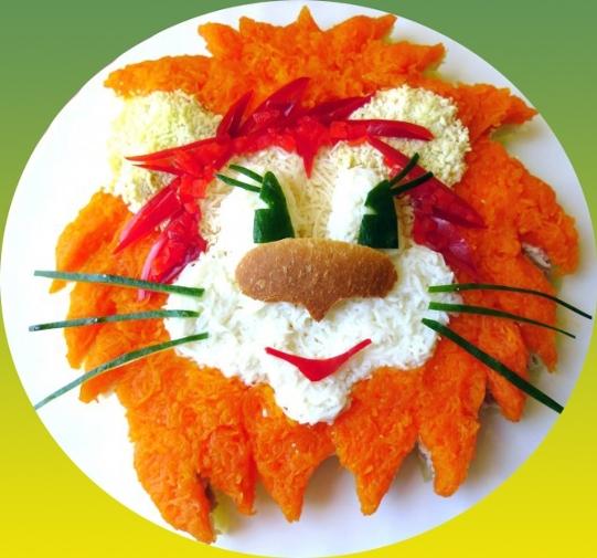 Праздничный стол украсят разнообразные салаты