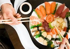 Суши — маленькая частичка Японии