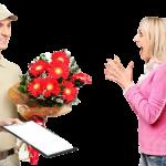 Букеты из любых живых цветов на заказ