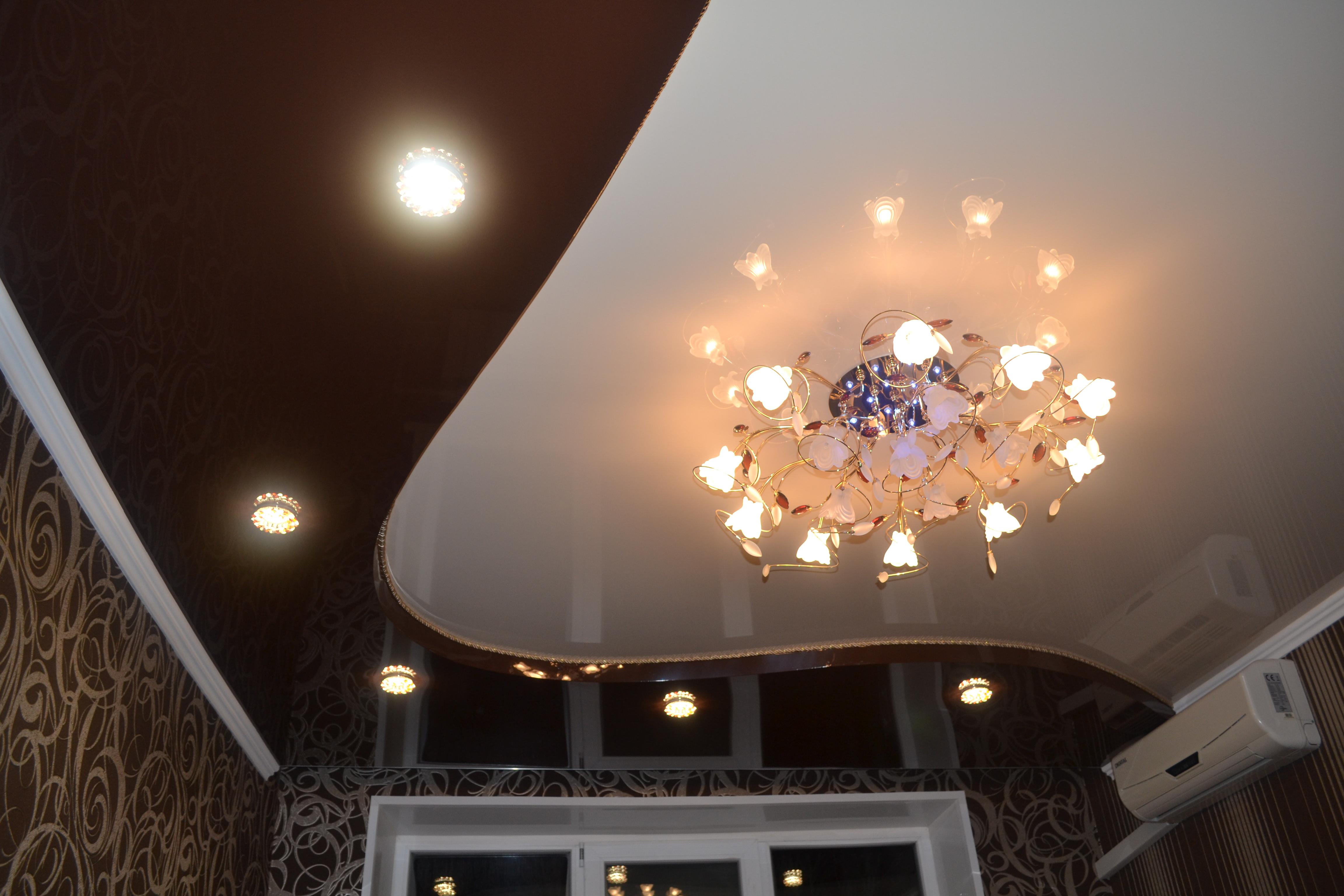 Натяжной потолок — недорого, красиво и долговечно