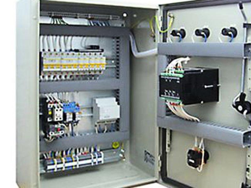 Шкаф для электричества
