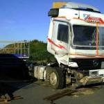 Вторая жизнь для запчастей грузовиков