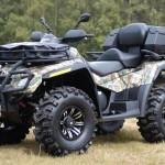 Квадроциклы — мощь транспортного средства