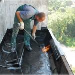 Гидроизоляция балкона и особенности процедуры