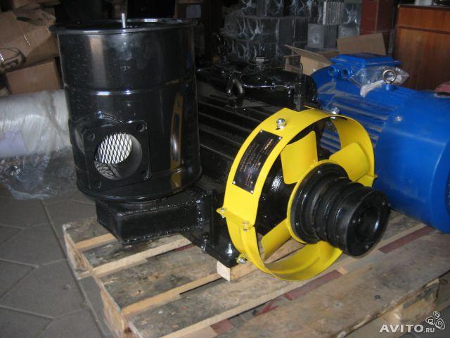 Особенности применения роторных компрессоров