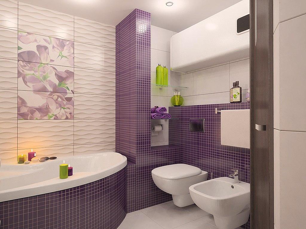 Немного о ремонте ванной комнаты