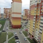 Колоритный поселок в России