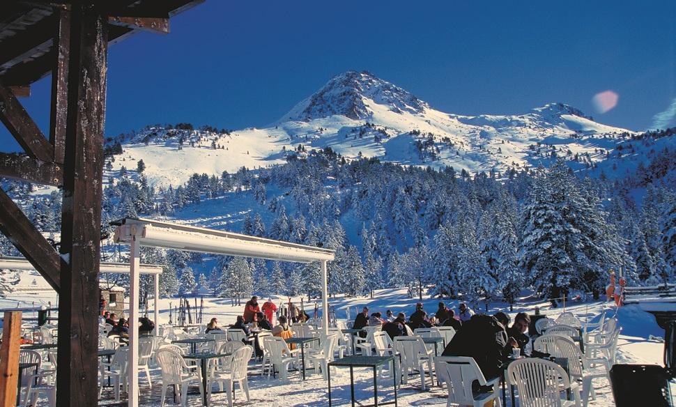 Крошечная страна подарит грандиозный зимний отдых