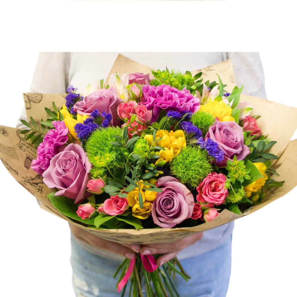 Неоценимое удобство доставки цветов