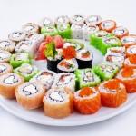 Суши давно стали транснациональной едой