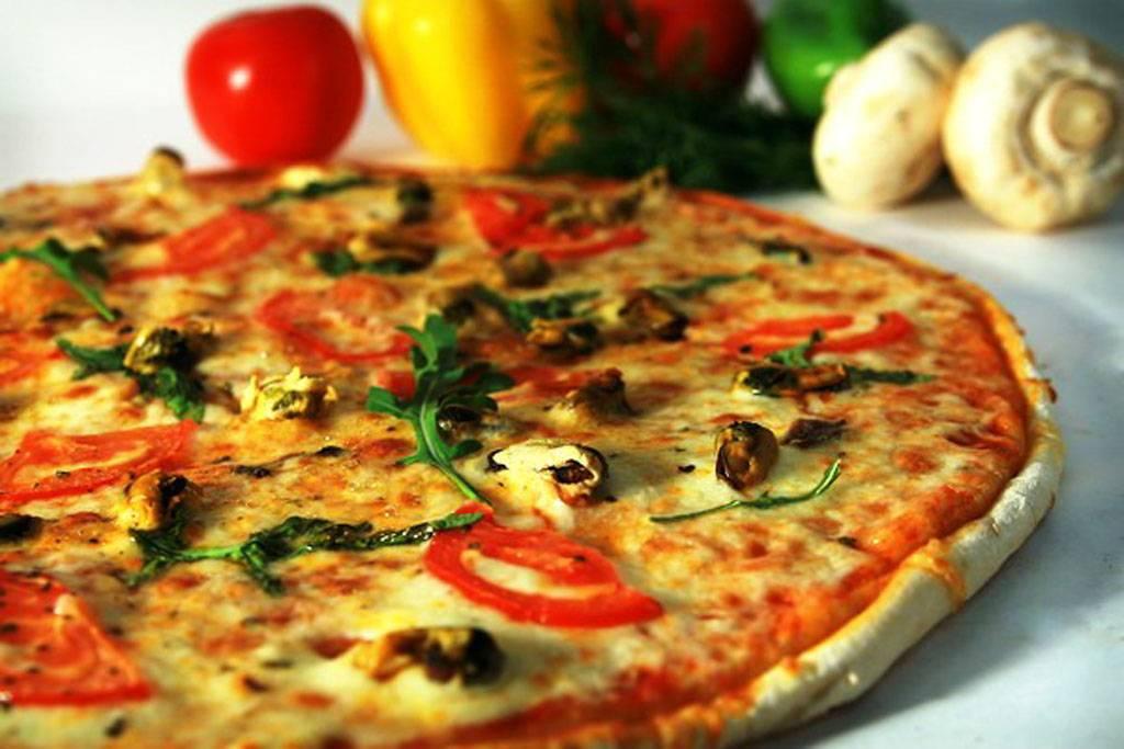 В Испании есть своя пицца